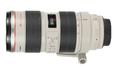 Canon EF 70-200mm f/2.8L IS USM lens review