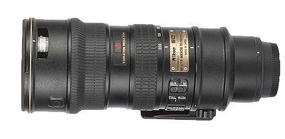 Nikkor AF-S VR 70-200mm f/2.8G IF-ED lens review