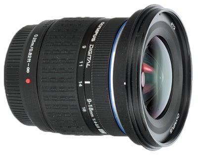 Olympus Zuiko Digital ED 9-18mm f/4.0-5.6 review