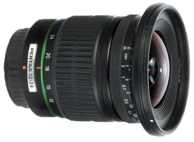 Pentax SMC DA 12-24mm f/4 ED AL (IF) review