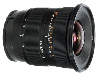 Sony DT 11-18mm f/4.5-5.6 review