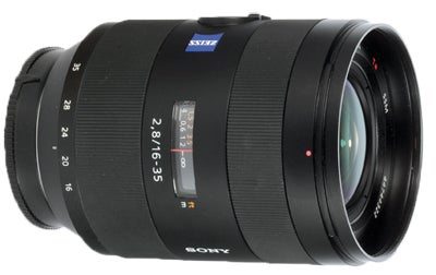 Sony Carl Zeiss Vario-Sonnar T* 16-35mm f/2.8 ZA SSM review