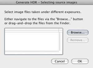 Your Guide to? HDR - Using software for HDR