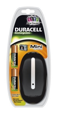 Duracell min charger