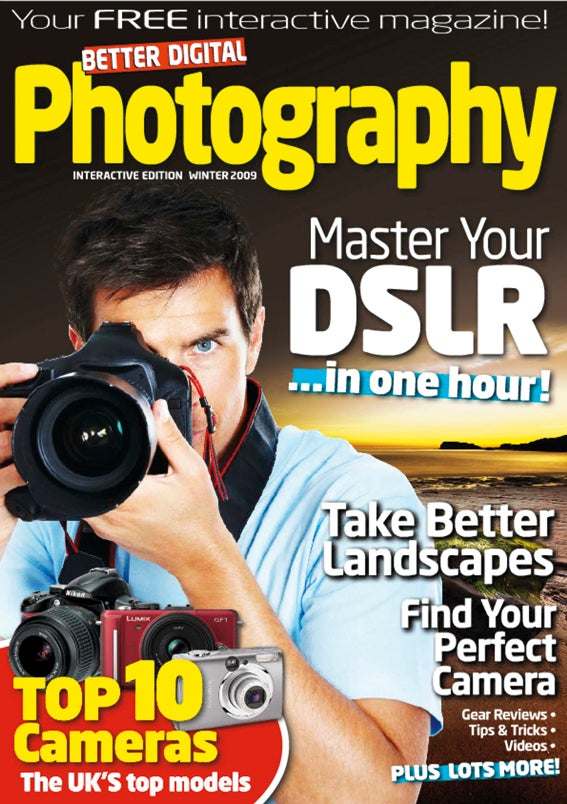 magazine magazines digital camera photographer issue better interactive bdp 2009 beginners read
