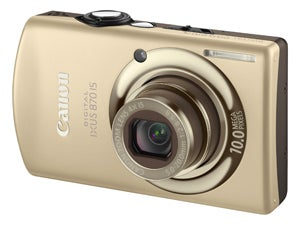 Canon IXUS 870 IS Movember Charity Auction