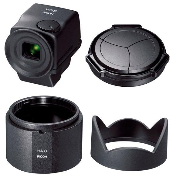 Ricoh GXR accessories
