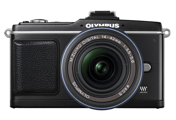 Olympus EP-2 front| News | What Digital Camera