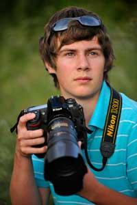 Fergus Gill - 15-17 Years Old Winner