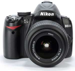 How to Shoot... Black & White - Gear, Nikon D3000