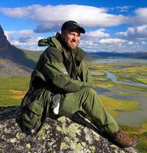 Tom Schandy - Gerald Durrell Award for Endangered Wildlife Winner