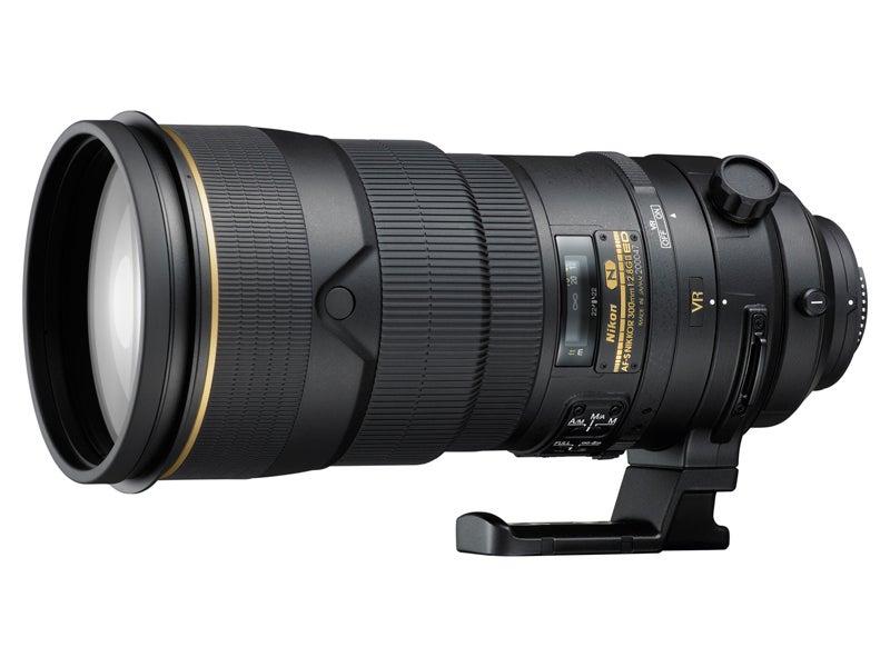 Nikon AF-S NIKKOR 300mm F/2.8G ED VRII Super Telephoto