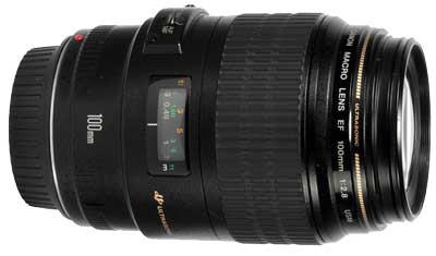 Canon EF 100mm f/2.8 Macro USM Review