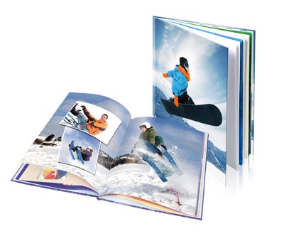 EasyBook A4 winter