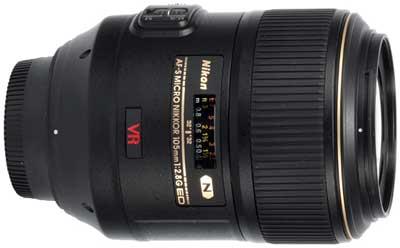 AF-S VR Micro-Nikkor 105mm f/2.8G IF-ED Nano