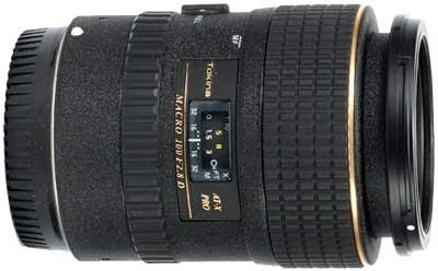 Tokina AT-X Pro D 100mm f/2.8 Macro