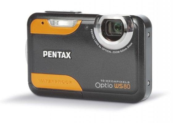 Pentax Optio WS80 waterproof camera review