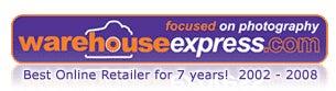 Warehouse Express logo | News | What Digital Camera