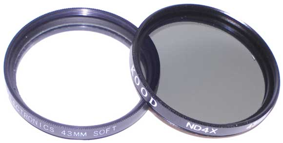 How To Shoot... Motion Pictures - Essential Gear - ND Filter