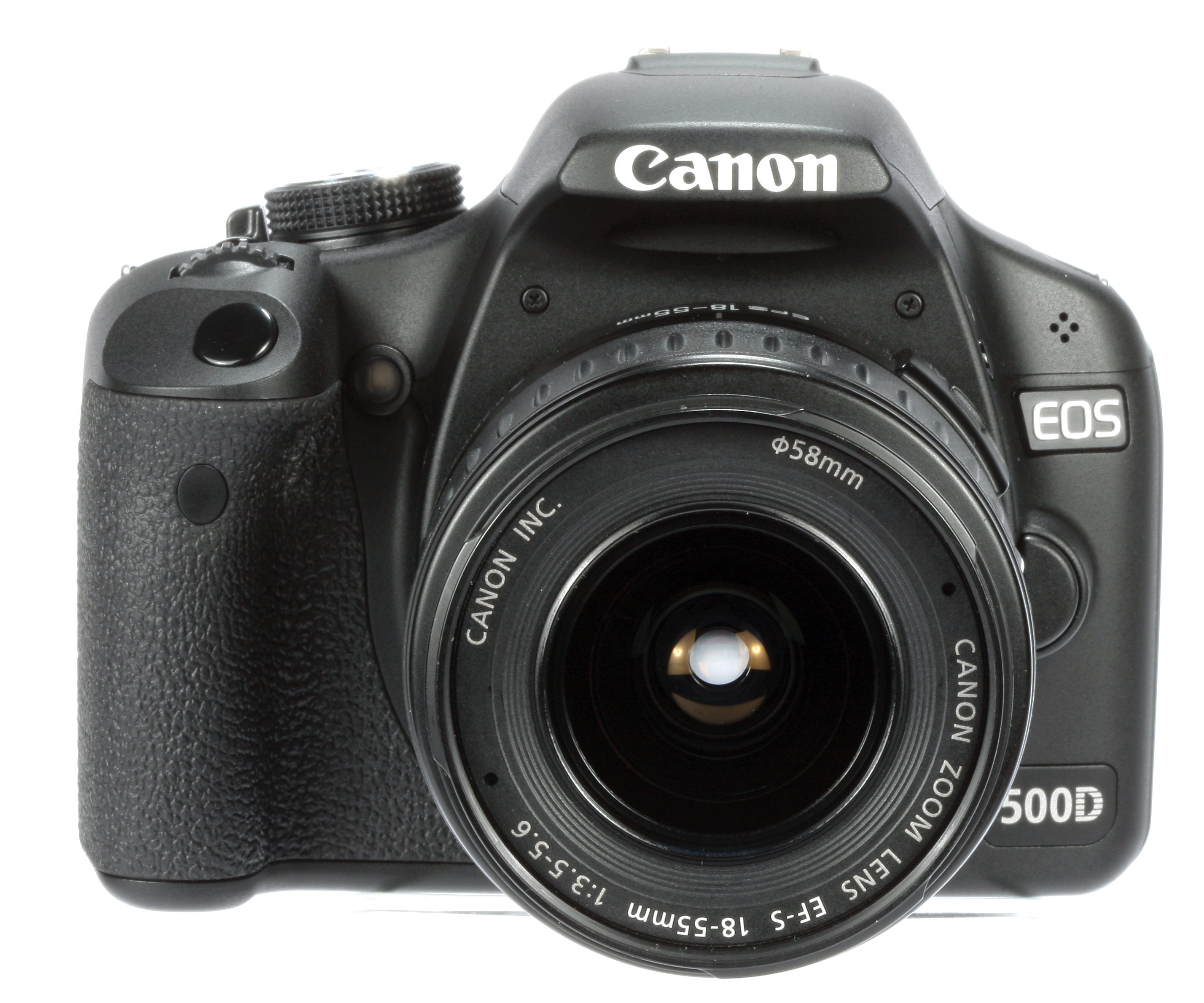 Canon 500D product shot