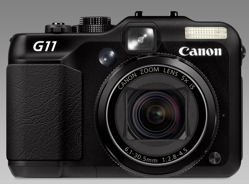 Canon PowerShot G11 front_2 | Reviews | What Digital Camera