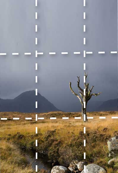 Rule of Thirds - How it works #3