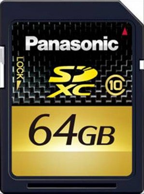 Panasonic SDXC 64GB | News | What Digital Camera