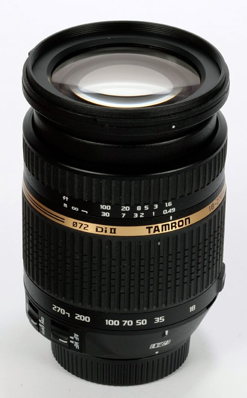 tamron 18 270mm f 3 5 6 3 di ii vc ld aspherical if macro lens review. Black Bedroom Furniture Sets. Home Design Ideas