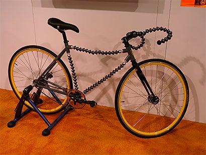 Joby gorillapod bike