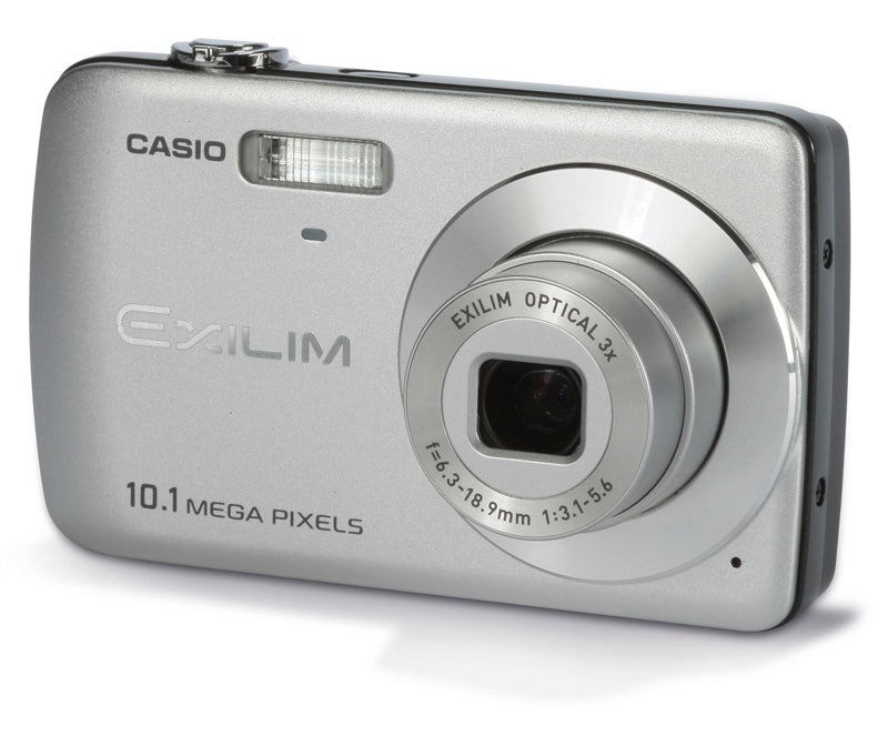 Casio Exilim EX-Z33 review - What Digital Camera tests the Casio Z33
