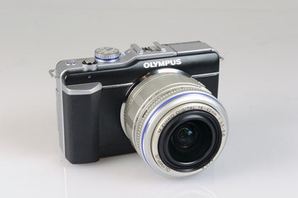 Olympus E-PL1 onsite small