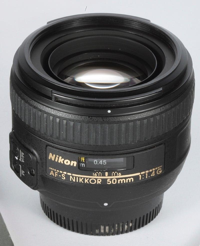 AF-S Nikkor 50mm f/1.4 G review