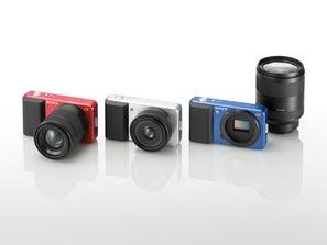 sony mirrorless camera small