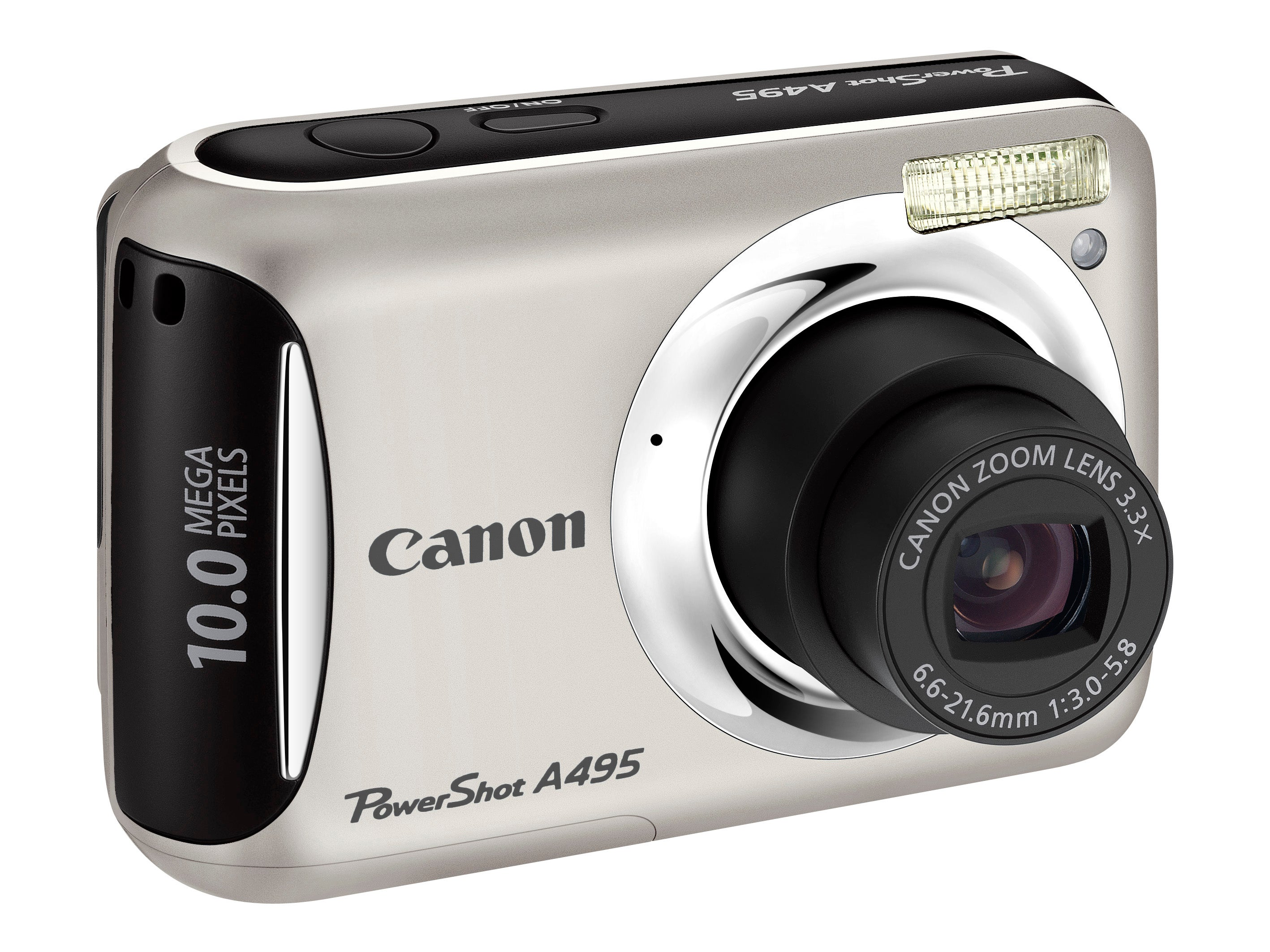 Canon Powershot A495 Review What Digital Camera Tests