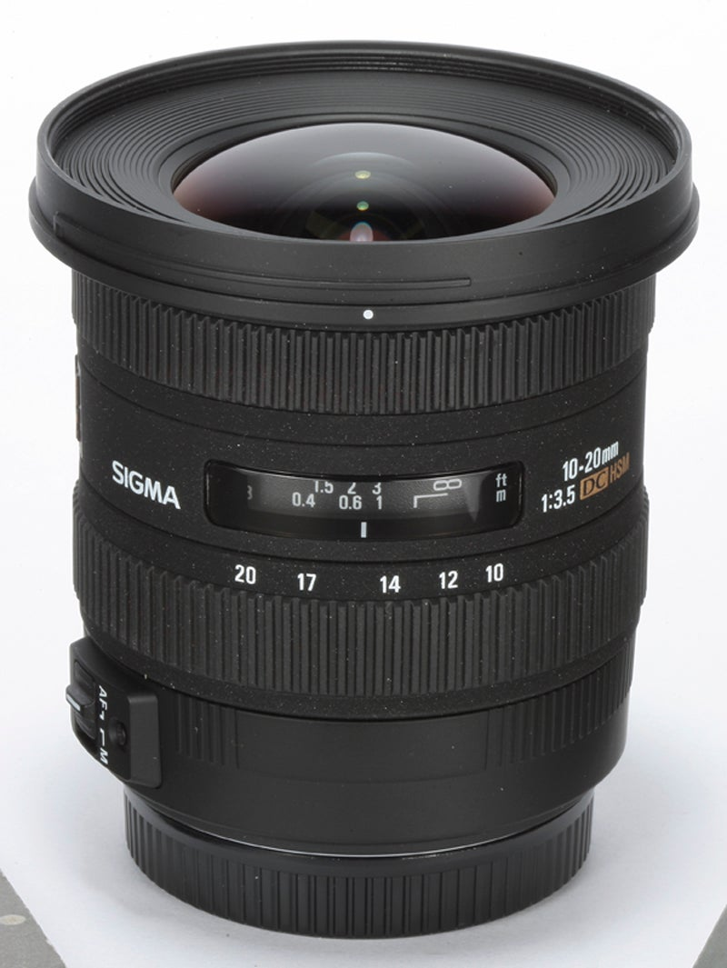 Sigma 10-20mm f/3.5 EX DC HSM review