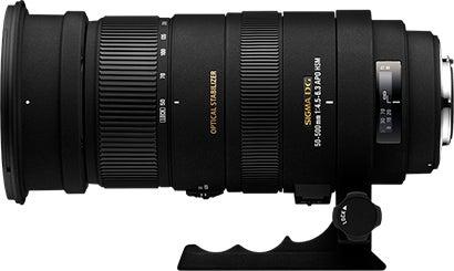 Sigma 50-500mm Lens