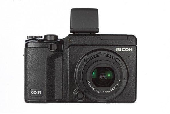 Ricoh GXR review 24-72mm lens unit