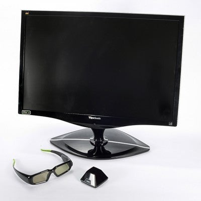 NVIDIA 3D Vision & Viewsonic 120hz Monitor