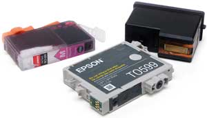 WDC Investigates: Printing - Ink Jet cartridges