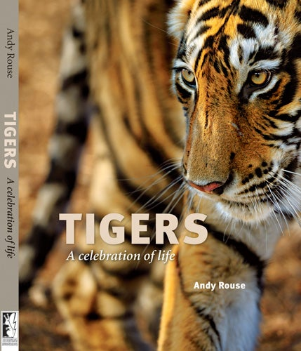 new andy rouse book donates to tiger conservation page 2 of 2 what digital camera. Black Bedroom Furniture Sets. Home Design Ideas