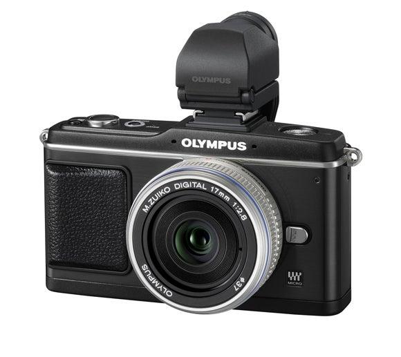 Olympus EP-2 angle | News | What Digital Camera