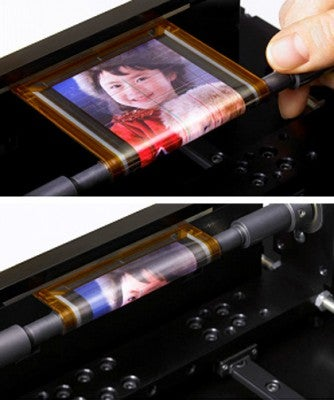 Sony Rollable OLED | Blogs | What Digital Camera