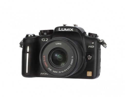Panasonic Lumix G2 product image front