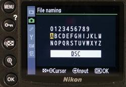 File naming