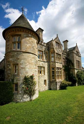 British Heritage - Beaulieu Palace
