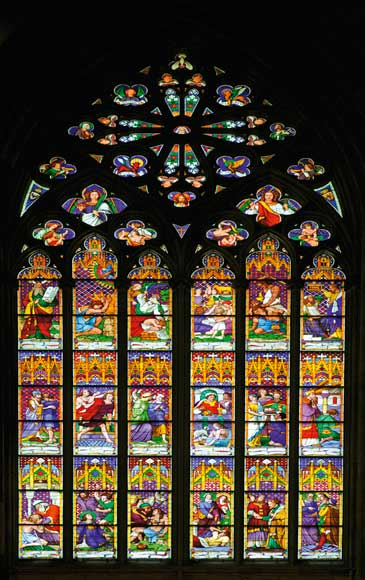 British Heritage - Stained glass