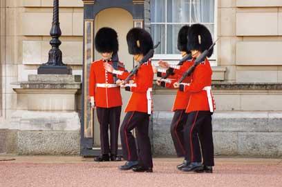 British Heritage - Guardsmen