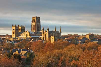 British Heritage - Durham Cathedral