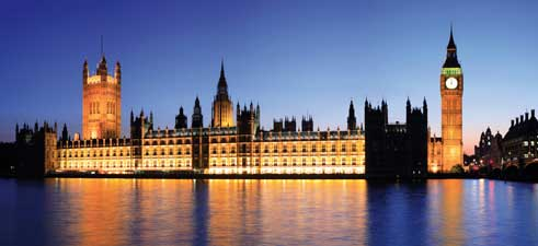 British Heritage - Palace of Westminister