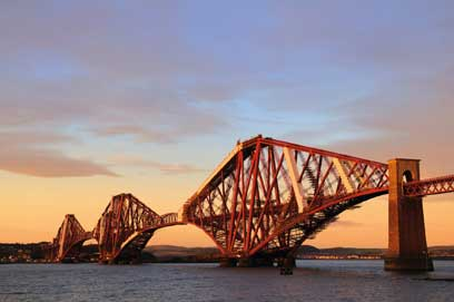 British Heritage - The Forth rail bridge